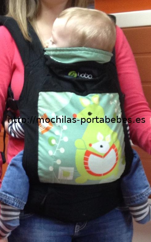 Boba Carrier 3G con bebé de 7 meses