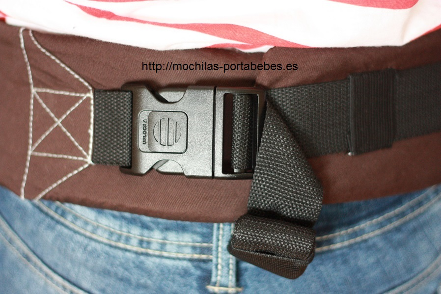 Amazonas Smart Carrier broche del cinturon