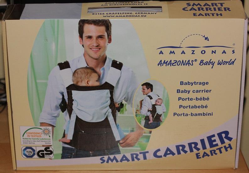 Amazonas Smart Carrier caja