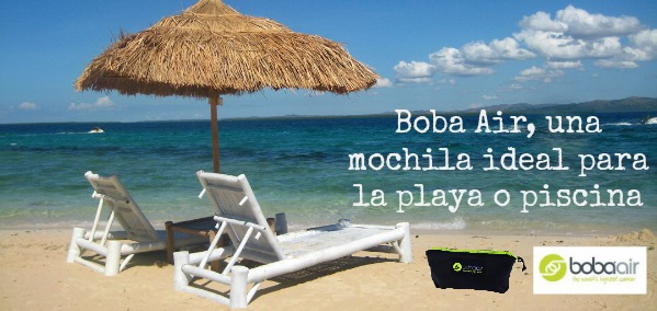Boba Air playa o piscina