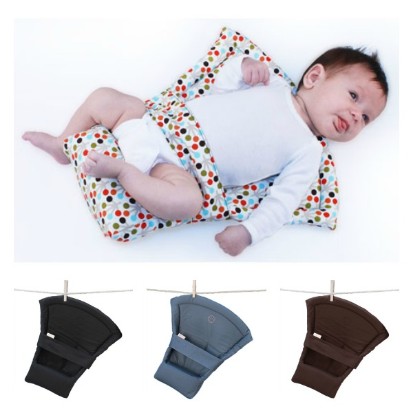 Beco Soleil Infant Insert Collage