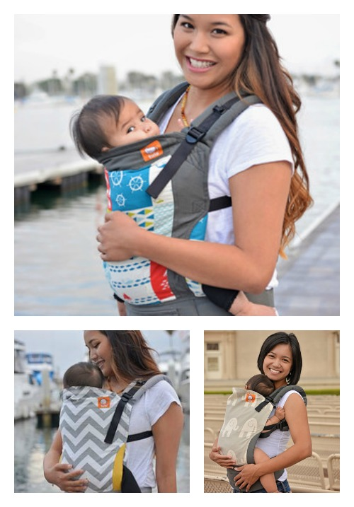 Tula Baby Carrier Collage