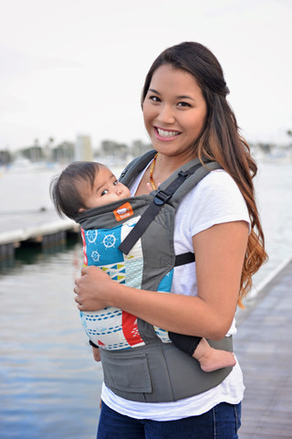 Tula Baby Carrier modelo Rainbow Set Sail