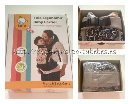 Tula Baby Carrier presentación