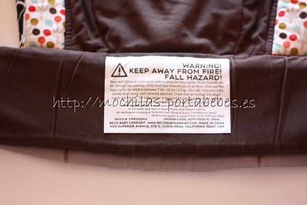 Comparativa cinturones Beco Soleil vs Tula Baby Carrier