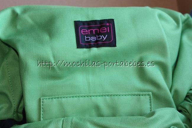 Emeibaby modelo Verde