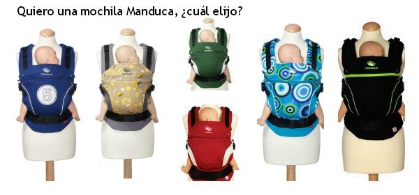 Comprar mochila Manduca