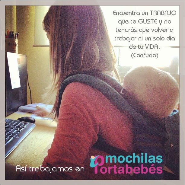 Conciliación Mochilas-Portabebés.es