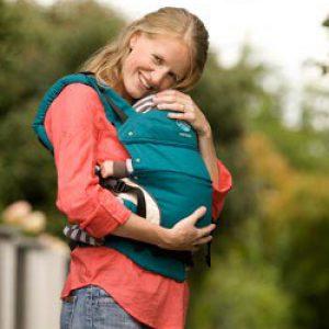 Manduca con recién nacido