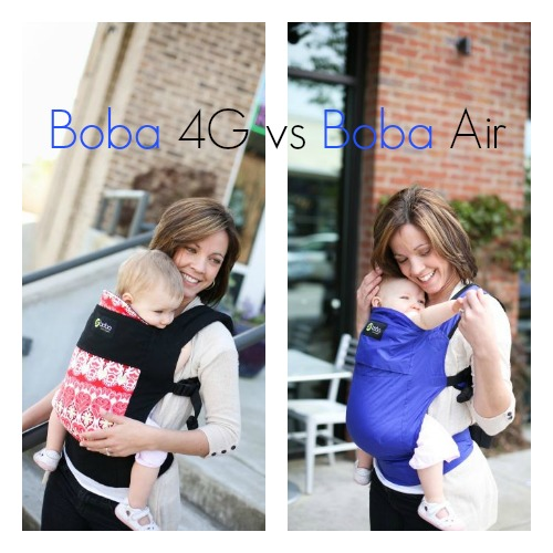 Boba 4G vs Boba Air