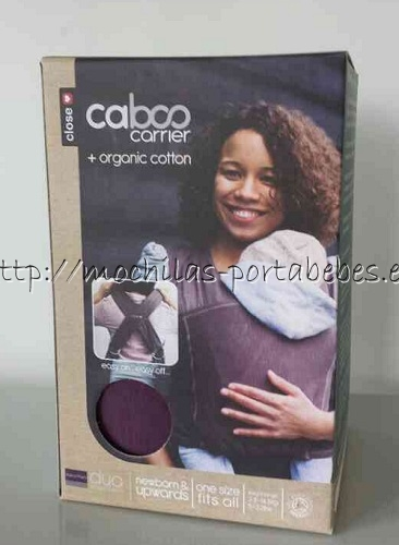 Caboo Carrier caja