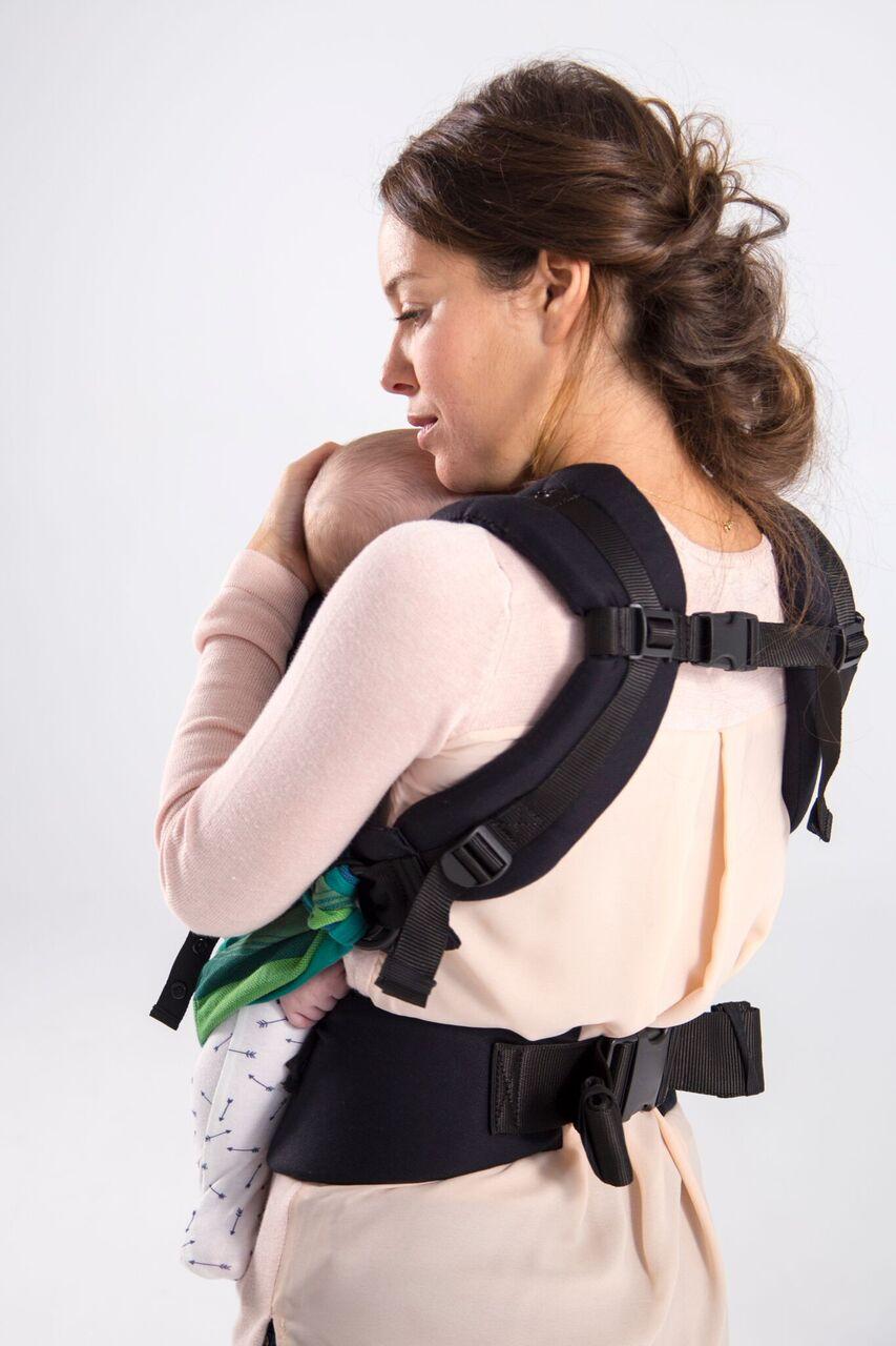 Mochila Emeibaby modelo Antigua vista de espalda