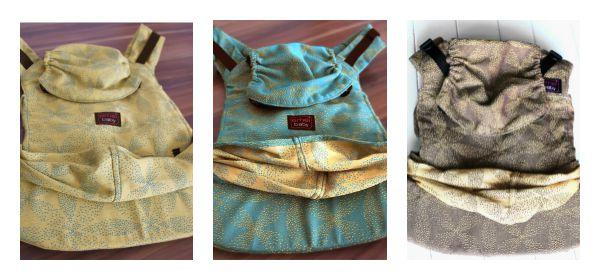 Nuevas mochilas Emeibaby Baali