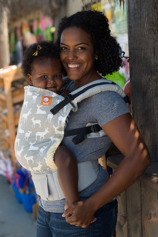Tula Baby Carrier modelo Fawn