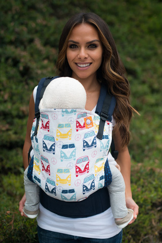 Tula Baby Carrier modelo Road Trip