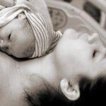 La importancia del contacto en los 1000 primeros días de la vida del bebé