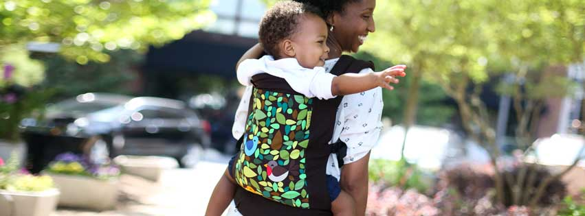40 cosas que puedes hacer fuera de casa llevando a tu bebé en una mochila ergonómica