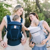 Mochilas Ergobaby Adapt Cool Air Mesh