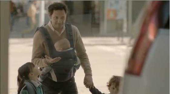 Manduca en Spot TV Bankia