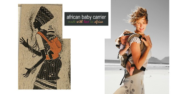 African Baby Carrier