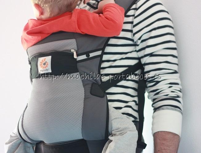 Ergobaby Ventus con bebé de 24 meses