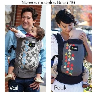 Boba 4G Vail y Boba 4G Peak