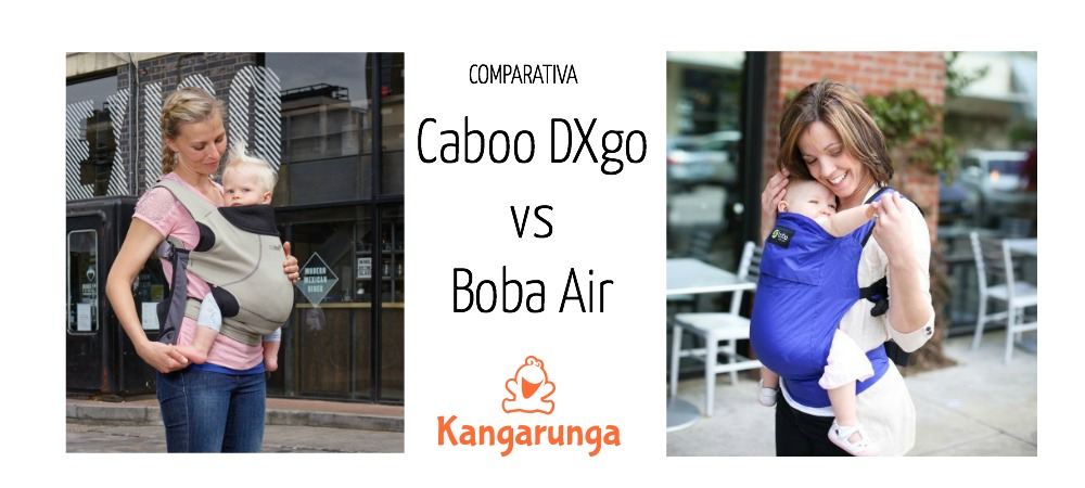 Comparativa Caboo DXgo vs Boba Air